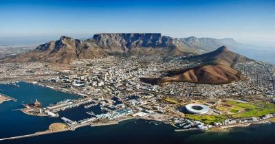 A Natural Wonder Table Mountain