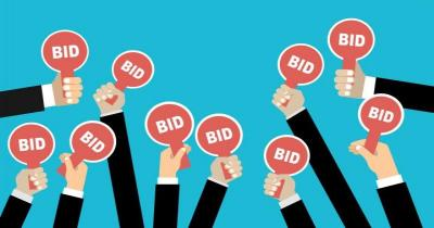 An Online Business with Online Auctions